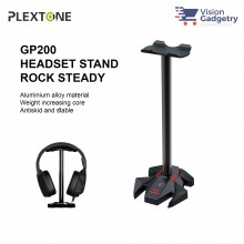 Plextone GP200 Headphone Headset Stand Bracket Holder Hanger Aluminium G800 PC780