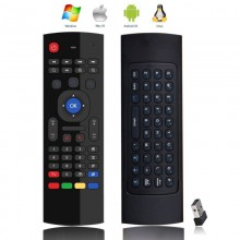 MX3 Airmouse Air Mouse Wireless Keyboard Android TV Box Mibox EVPAD UBOX