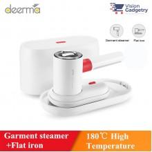 Xiaomi Deerma 2in1 Multifunction Steam Ironing Machine Garment 1000W DEM-HS200