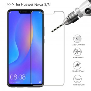 Huawei Y3C Tempered glass Screen protector 9h