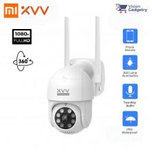 Xiaomi Mi Xiaovv PTZ P1 Waterproof Outdoor IP Camera CCTV 1080P XVV-6620S-P1