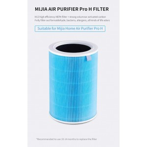 Xiaomi Mi Mijia Air Purifier PRO H Hepa Filter Replacement Carbon Activated M7R-FLH