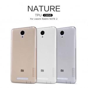 Xiaomi Redmi Note 2 Nillkin Nature TPU Case Cover