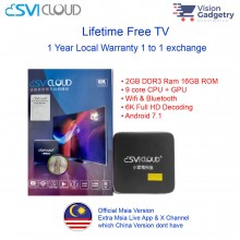 Svi Cloud Malaysia Version Android TV Box Lifetime IPTV MSIA [WHOLESALE]