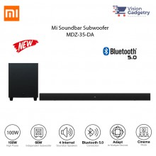 Xiaomi Mi TV Soundbar 100W 6.5inch Subwoofer Home Theater Bluetooth 5.0 Speaker 2.1 Channel MDZ-35-DA