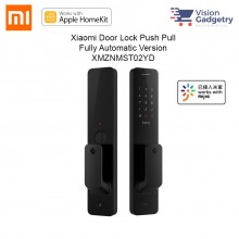 Xiaomi Mijia Mi Smart Door Lock Push Pull Fully Automatic Fingerprint NFC Bluetooth XMZNMST02YD