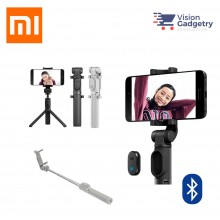 Xiaomi 2in1 Selfie Stick Bluetooth Remote Shutter Tripod Holder XMZPG01YM