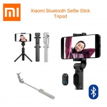 Xiaomi 2in1 Selfie Stick Bluetooth Remote Shutter Tripod Holder