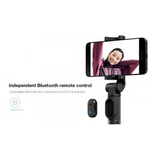 Xiaomi 2in1 Selfie Stick Bluetooth Remote Shutter Tripod Holder XMZPG01YM