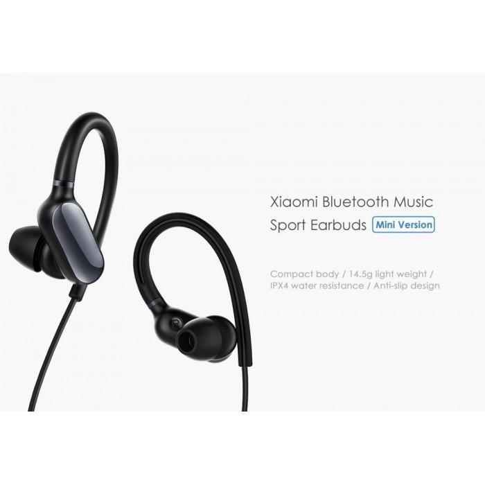 623b348a99d Xiaomi Sports Bluetooth Wireless Mini Ver. Music Sport Earbuds Sweatproof
