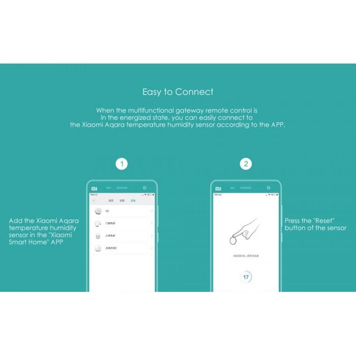 XIAOMI Aqara Smart Home Temperature Humidity Pressure Sensor