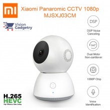 Xiaomi Mijia Smart Home IP Camera Cam CCTV 360° Night Vision 1080p MJSXJ03CM