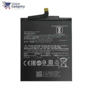 Xiaomi Redmi 6A BN37 Battery Replacement