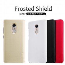 Redmi Note 4 Malaysia Version Nillkin Frosted Shield Cover Case FOC SP