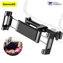 Baseus Backseat Car Mount Holder Bracket Tablet Phone 4.7-12.9 Inch Black