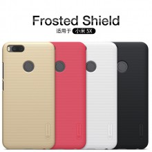 Xiaomi Mi A1 MiA1 5X Nillkin Frosted Shield Cover Case FOC SP