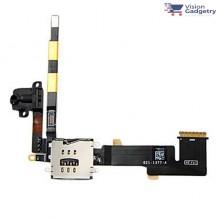 Ipad 2 Audio Jack Handsfree SIM Card Flex Ribbon