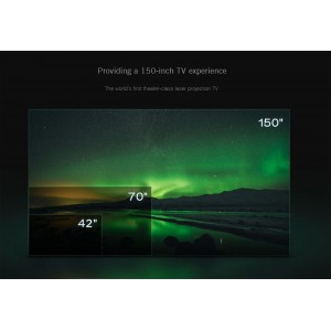 Xiaomi Mi Laser Projector Android Full HD 4K ALPD 3.0 5000 ANSI Ready Stock