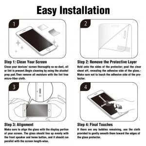 Ipad mini 2 Tempered glass Screen protector 9h
