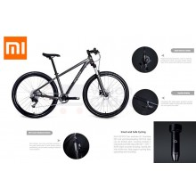 Xiaomi QICYCLE Smart Mountain Bike Bicycle XC650 27.5 inch 11-speed 1st in Msia