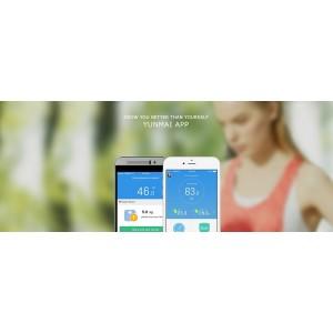 Xiaomi YUNMAI Mini 2 Smart Body Fat Scale Weight LED Display M1690