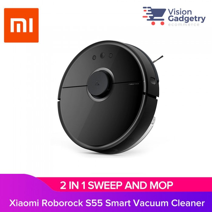 Xiaomi Roborock Smart Robot Vacuum Cleaner Mop 2nd Generation