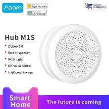 Xiaomi Aqara M1S Smart Home Hub Gateway HomeKit Version Siri Zigbee 3.0 ZHWG15LM