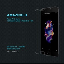 OnePlus 5 Nillkin Tempered Glass Screen Protector H