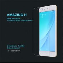 Xiaomi A1 MiA1 5X Nillkin Tempered Glass Screen Protector H