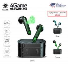 Plextone 4Game TWS Bluetooth 5.0 Earphone Headset Gaming IPX5 New Upgraded 40ms