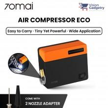 Xiaomi 70mai Air Compressor Eco Air Pump Tyre Infator Portable Digital Midrive 50psi TP04