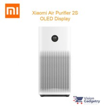 Xiaomi Smart Air Purifier 2S OLED Display Smart Home Filter AC-M4-AA
