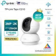TP-Link Tapo C200 TC70 C210 Wifi Camera Home Security 3MP 1080P Full HD IP Camera CCTV