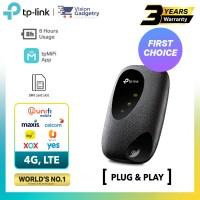 TP-Link M7000 Sim Card Mobile Mifi WiFi Router 4G LTE App Support Maxis/Digi/Celcom/Umobile