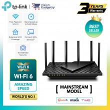 TP-Link Archer AX73 AX72 AX5400 Dual Band WiFi 6 Gigabit Wireless Router UniFi/Maxis/Time/Celcom