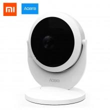 Xiaomi Aqara Gateway IP Camera Linkage Alarm 180° Zigbee Night Vision CCTV