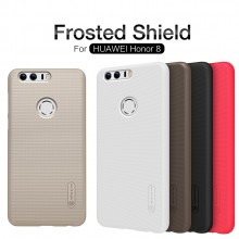 Huawei Honor 8 Nillkin Frosted Shield Cover Case FOC Screen Protector