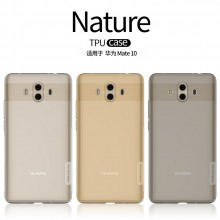 Huawei Mate 10 Nillkin Nature TPU Case Cover