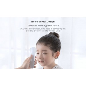 Xiaomi Mijia iHealth Thermometer Heimann Sensor Temperature LED Display