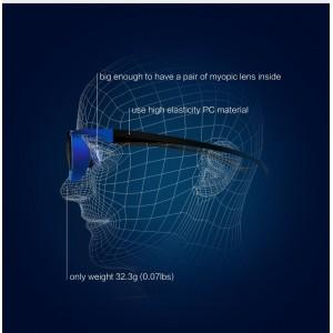XGIMI DLP Link Active Shutter 3D Glasses H1 Z4 Auora Z4 Air Z5 Projector