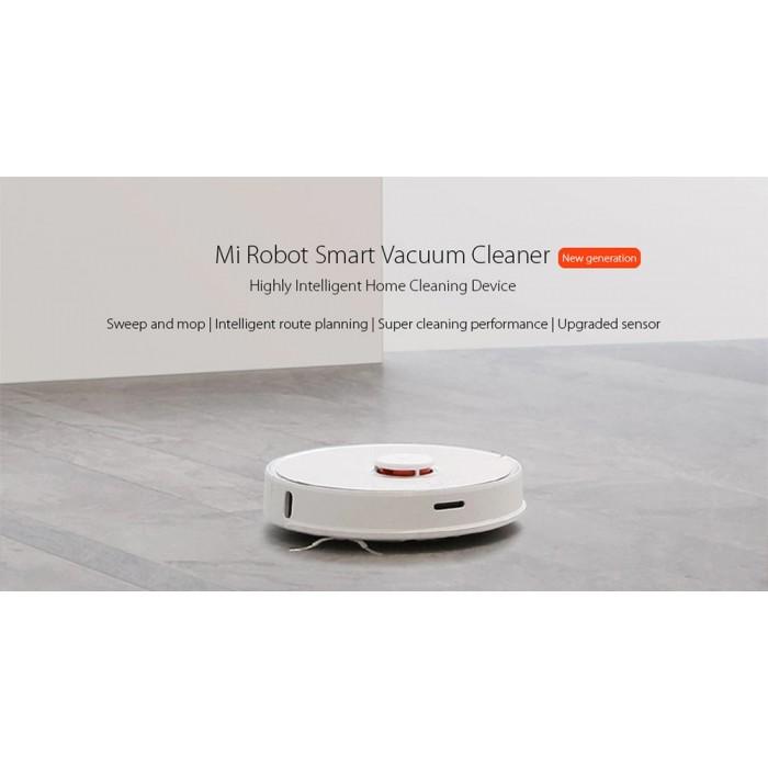... Xiaomi Roborock Smart Robot Vacuum Cleaner Mop 2 2nd Gen International Version ...