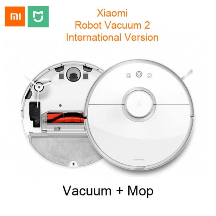 Xiaomi Roborock Smart Robot Vacuum Cleaner Mop 2 2nd Gen International Version