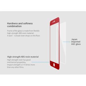 iPhone 7 8 NILLKIN 3D AP+ Pro Fullscreen Tempered Glass Screen Protector