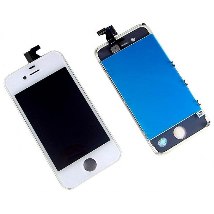 iPhone 4 4S LCD Digitizer Touch Screen Replacement Fullset