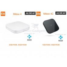 XiaoMi MiBox Box 4 4C 2018 64bit Android TV 4K FullHD KODI IPTV