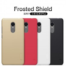 Redmi 5 Plus Nillkin Frosted Shield Cover Case with Screen Protector