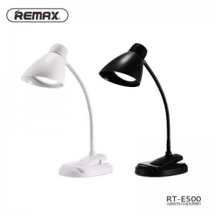REMAX RT-E500 TIME SERIES TABLE DUAL-USE BASE AND CLIP LED LAMP