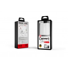 LDNIO A2502Q 30W Dual USB QC3.0 UK 3 Pin Smart Charger