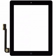 Apple iPad 4 Digitizer Touch Screen 3M Adhesive Original