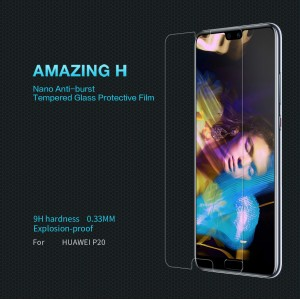 Huawei P20 Nillkin H Tempered Glass Screen Protector